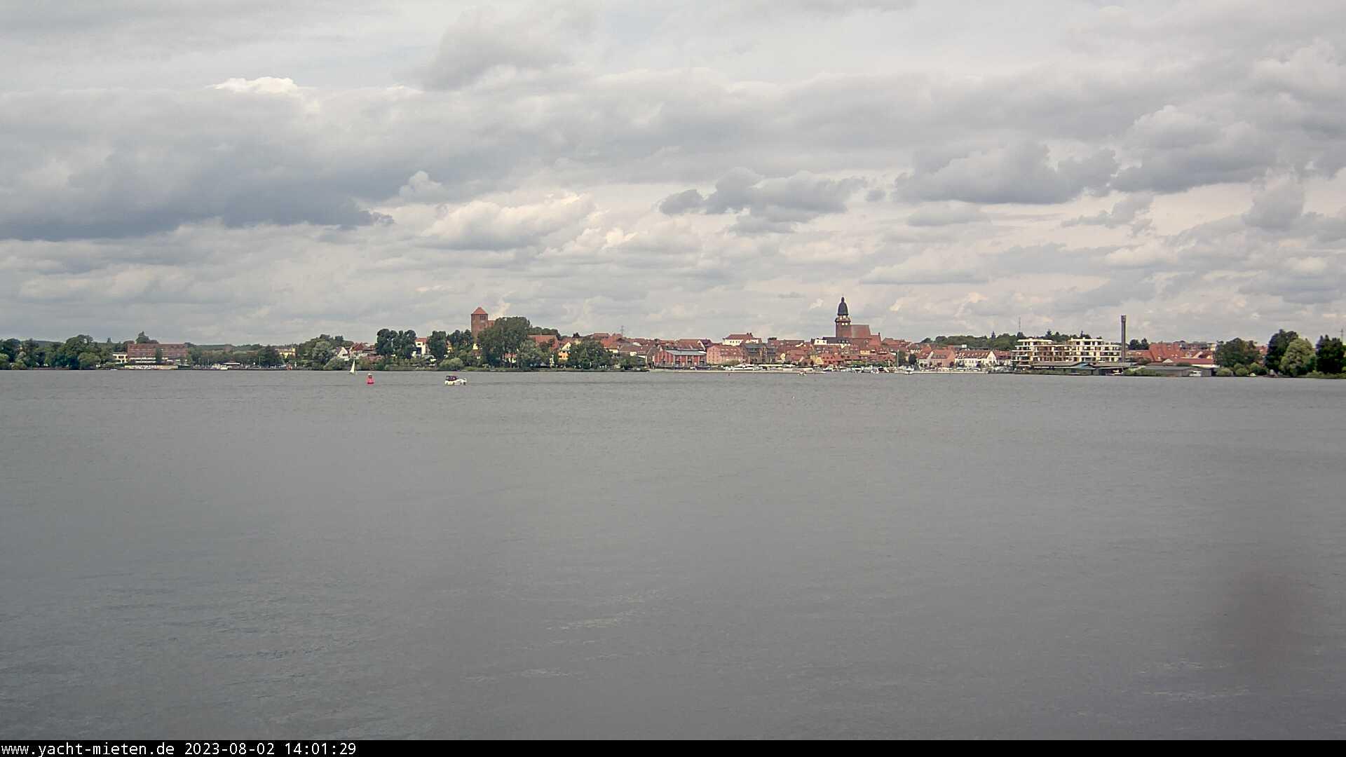 Webcam Waren Müritz)